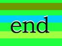 End thumb