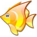 Crystal 128 babelfish icon